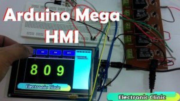 Arduino Mega GUI