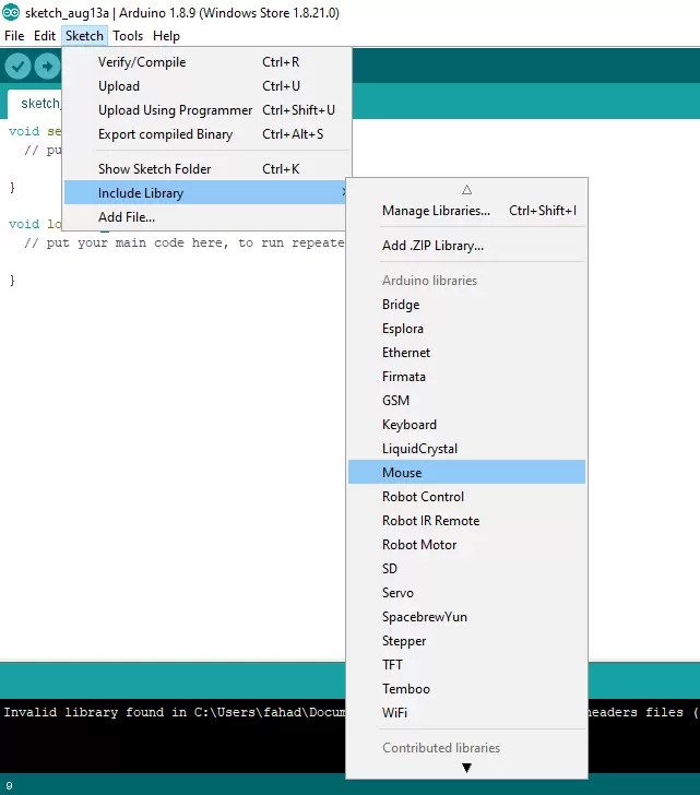 Arduino Libraries Download and Projects they are used in