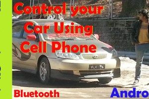 Unlock my car with my Phone