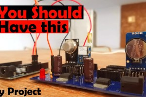 Arduino Power Supply Module