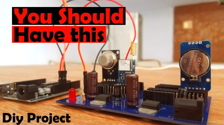 Arduino Power Supply Module