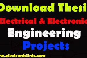 Electrical & Electronics Engineering Projects