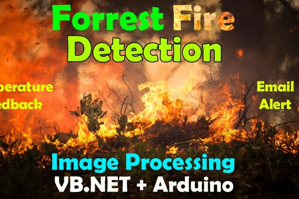 Forest Fire Detection System