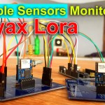 Reyax Lora based Multiple Sensors