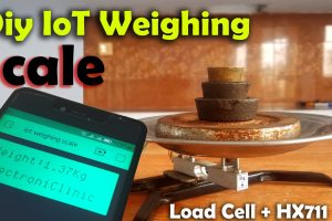 IoT Weighing Scale