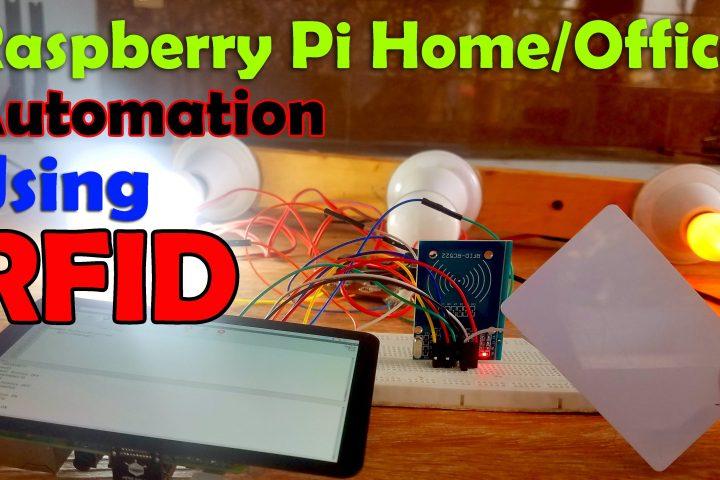Raspberry Pi Home Automation