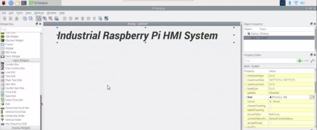 Raspberry Pi Industrial Automation