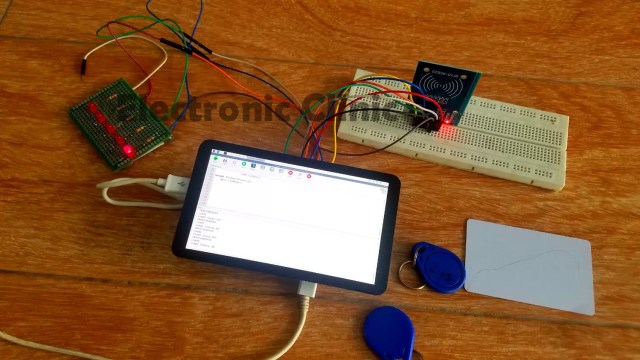 Raspberry Pi Home Automation