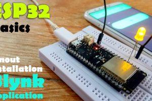 ESP32 Arduino IDE