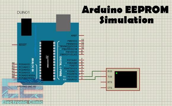 Arduino EEPROM