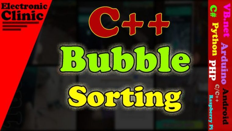 bubble sort