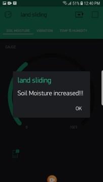 landslide detection system