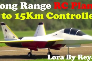 Long Range RC Plane