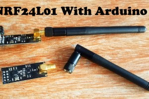 NRF24LO1 with Arduino