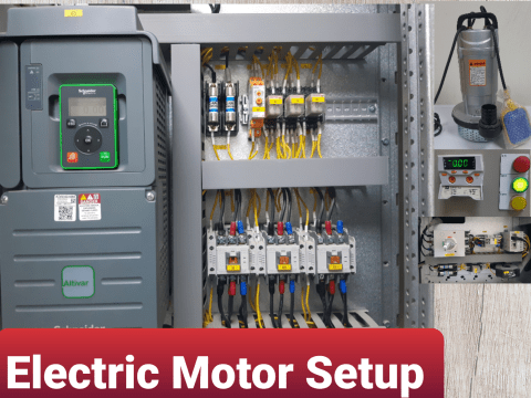 Electric Motor Tripping