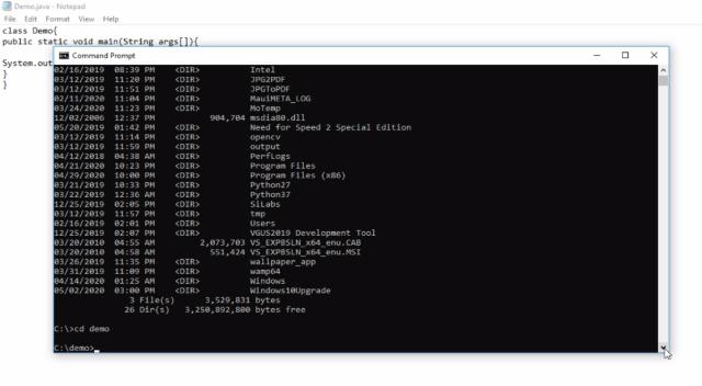 Java Hello World
