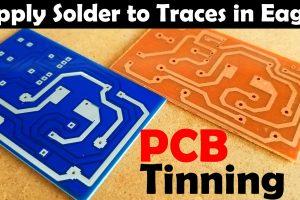 pcb tinning