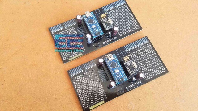 Wireless Battery Voltage Monitoring