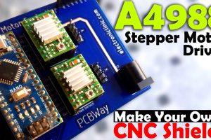 A4988 Stepper Motor Driver