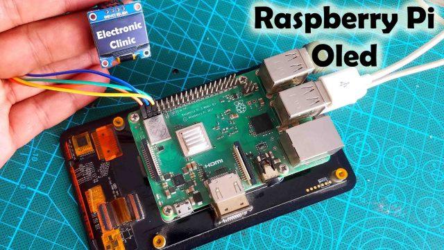 Raspberry Pi Oled Display