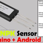 Soil NPK Sensor