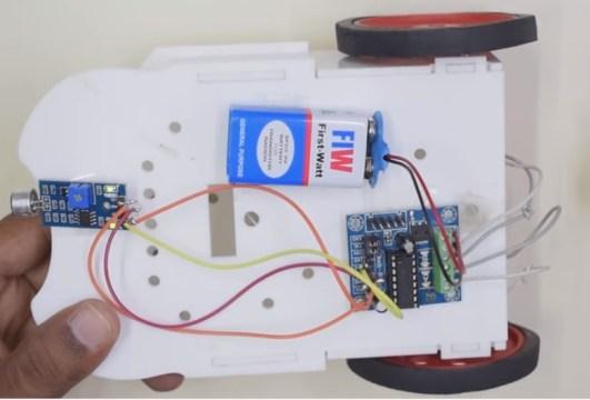 KY-038 Sound Sensor