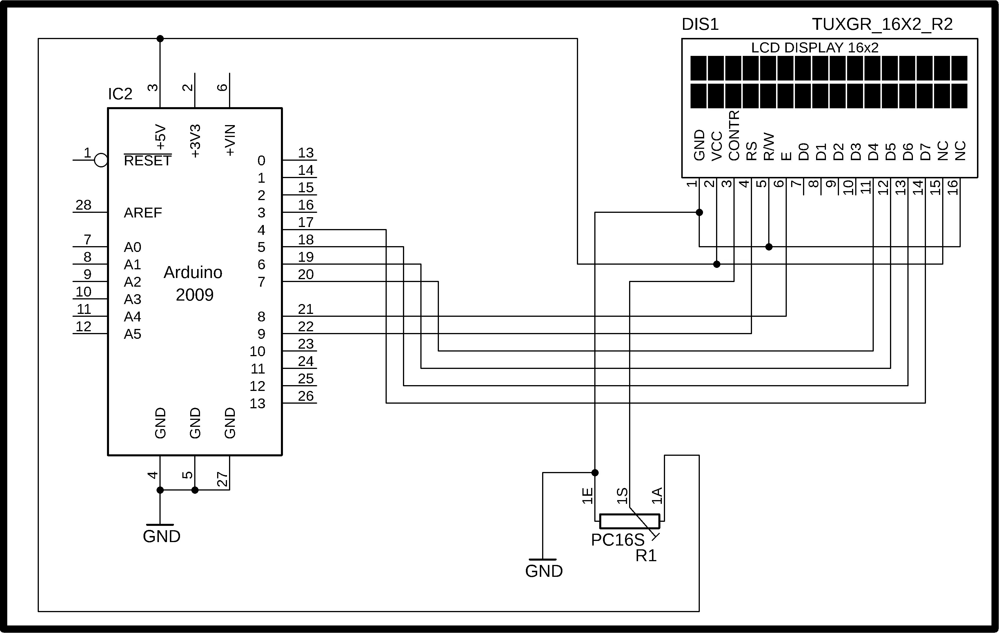 For More Detail Pic Microcontroller Projects And Lcd Circuits