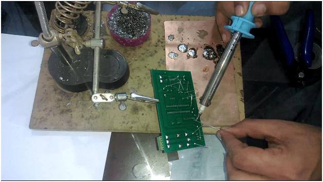 RFID Servo Motor