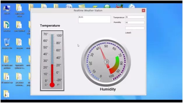 IoT Weather Station