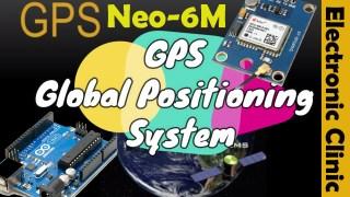 Neo 6m GPS
