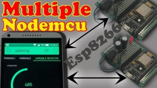 Nodemcu esp8266 network