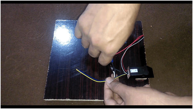 Arduino Biometric Fingerprint