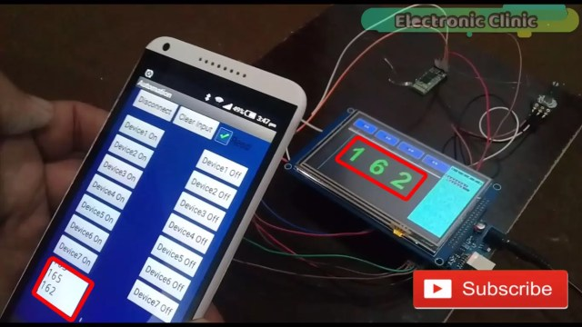 Android HMI development