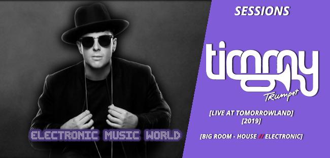 SESSIONS: Timmy Trumpet – Tomorrowland Belgium 2019 – W1