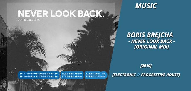 MUSIC: Boris Brejcha – Never Look Back (Original Mix)