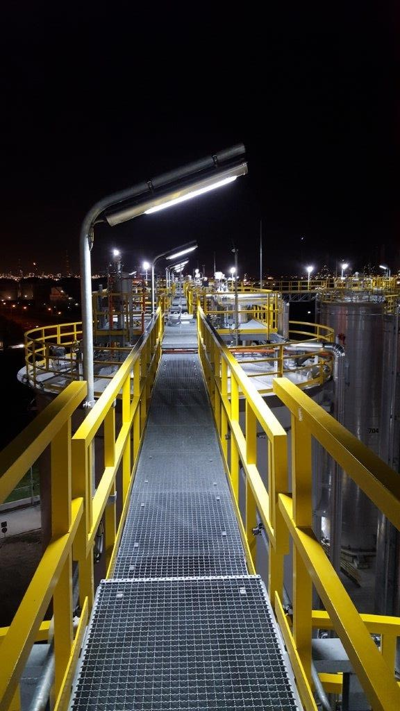 5 industrial led lighting trends to