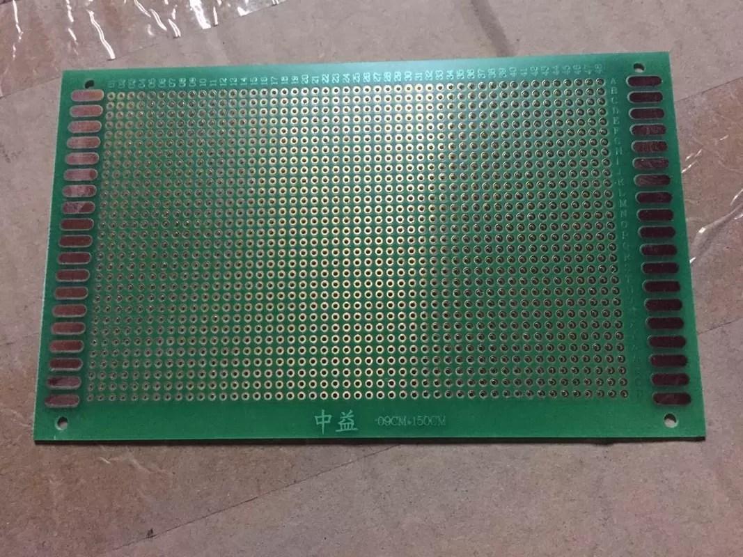 Circuit Board Prototype