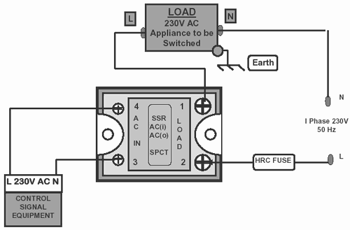 three phase motor wiring diagrams diagram for ez go golf cart connection of ssr - delabs