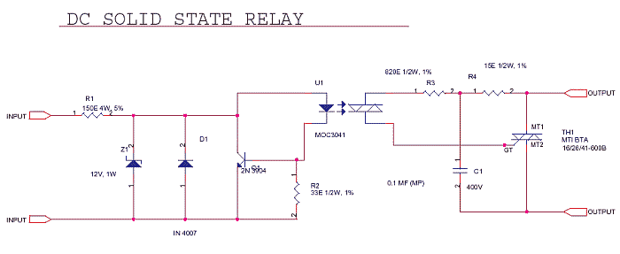 Pid Controller Wiring Diagram 230v Schematics Of Delabs Solid State Relay Common
