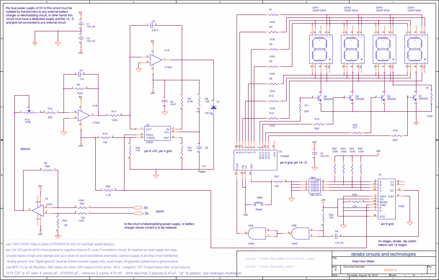 digital meter wiring diagram 12 volt symbols october 2012  delabs schematics electronic circuit