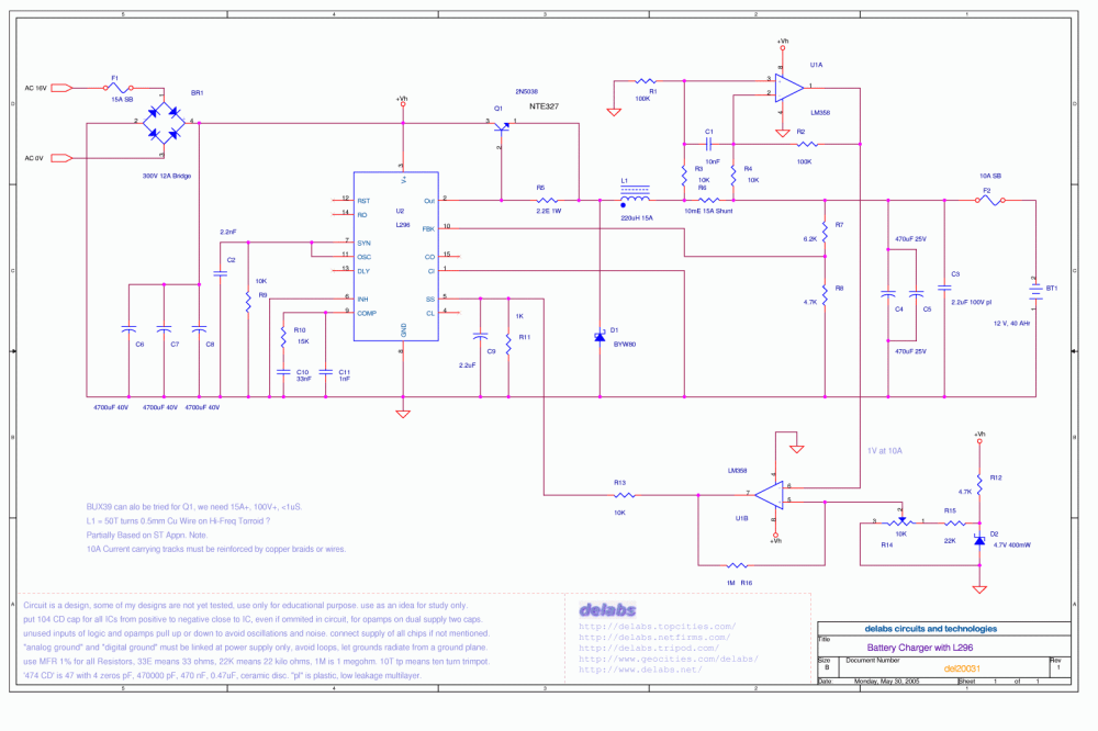 medium resolution of power supplies delabs schematics electronic circuits part 4 powerelectronics delabs schematics electronic circuit