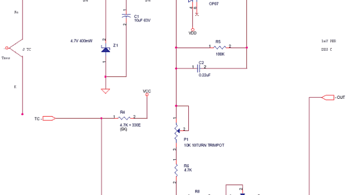 Using Thermocouple with DMM or DVM