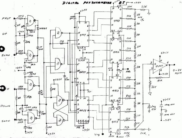 Millivolt Source with Digital Potentiometer