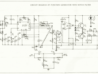 Electronic Circuits – Schematic Diagrams – Page 3