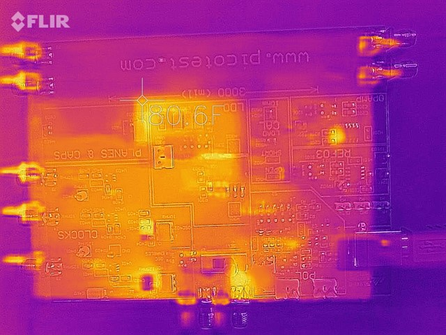 Ir Thermometer Circuit Board Mods I Used A Multimeter An