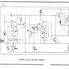 Tattoo Power Supply Wiring Diagram 1998 Dodge Ram 50v 2a Bench Electronics Lab