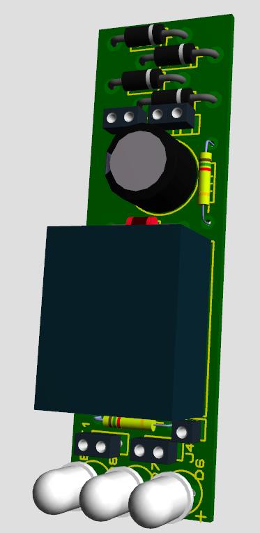A Very Simple Power Failure Light