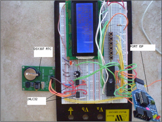 Battery Backup Circuit Schematic