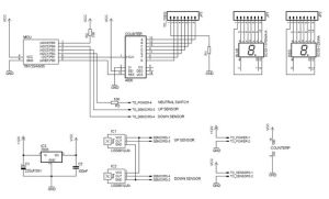 Motorcycle Universal Gear Indicator  ElectronicsLab