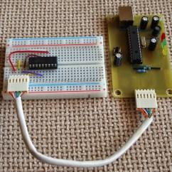 Pickit 2 Programmer Circuit Diagram Ukulele Fretboard Original Microcontroller Electronics Lab